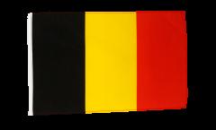 Belgium Flag - 12 x 18 inch