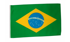 Brazil Flag with sleeve