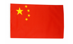 China Flag with sleeve