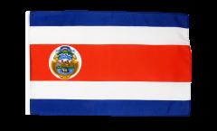 Costa Rica Flag - 12 x 18 inch