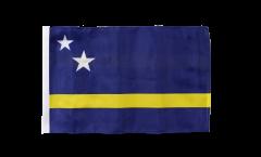 Curacao Flag - 12 x 18 inch