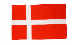Denmark Flag with sleeve
