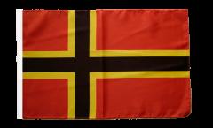 German Resistance Stauffenberg Flag - 12 x 18 inch