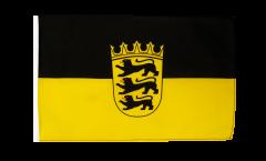 Germany Baden-Württemberg Flag - 12 x 18 inch