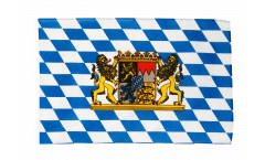 Germany Bavaria with lion Flag - 12 x 18 inch