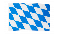 Germany Bavaria without crest Flag - 12 x 18 inch