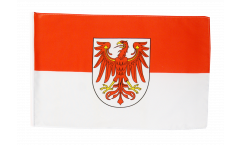 Germany Brandenburg Flag - 12 x 18 inch