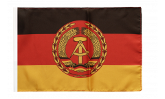 Germany GDR National People's Army Flag - 12 x 18 inch