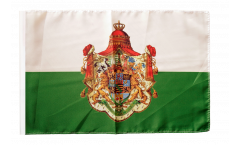 Germany Kingdom of Saxony 1806-1918 Flag with sleeve