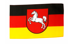 Germany Lower Saxony Flag - 12 x 18 inch