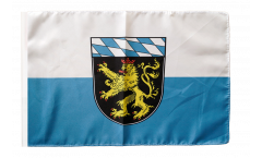 Germany Upper Bavaria Flag - 12 x 18 inch