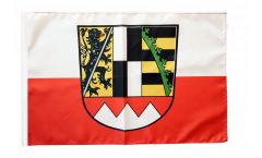 Germany Upper Franconia Flag - 12 x 18 inch