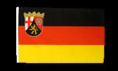 Germany Rhineland-Palatinate Flag - 12 x 18 inch