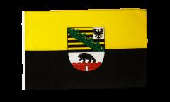 Germany Saxony-Anhalt Flag - 12 x 18 inch