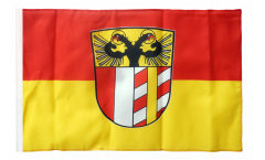 Germany Swabia Flag - 12 x 18 inch