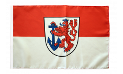 Germany Düsseldorf Flag with sleeve