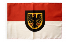 Germany Dortmund Flag - 12 x 18 inch