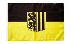 Germany Dresden Flag - 12 x 18 inch