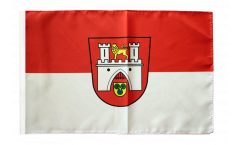 Germany Hanover Flag with sleeve