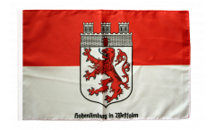 Germany Hohenlimburg Flag - 12 x 18 inch