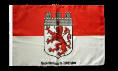 Germany Hohenlimburg Flag with sleeve