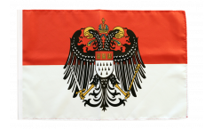 Germany Cologne with big crest Flag - 12 x 18 inch