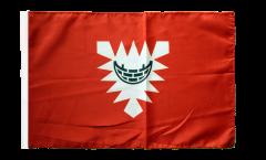 Germany Kiel Flag - 12 x 18 inch