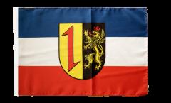 Germany Mannheim Flag with sleeve