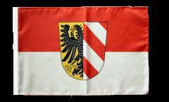 Germany Nürnberg Nuremberg Flag - 12 x 18 inch