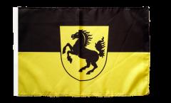 Germany Stuttgart Flag with sleeve