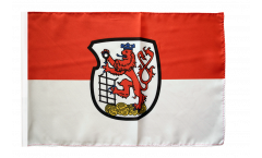 Germany Wuppertal Flag with sleeve