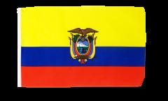 Ecuador Flag with sleeve