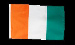 Ivory Coast Flag - 12 x 18 inch