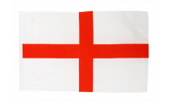 England St. George Flag with sleeve