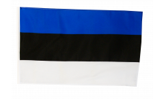 Estonia Flag - 12 x 18 inch
