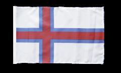 Faroe Islands Flag - 12 x 18 inch