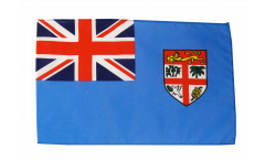 Fiji Flag with sleeve