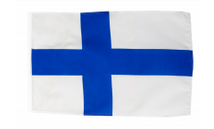 Finland Flag with sleeve