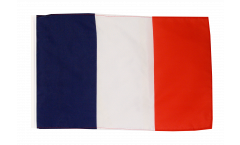 France Flag with sleeve