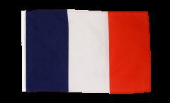 France Flag - 12 x 18 inch