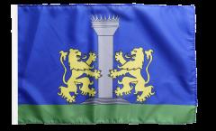 France Ajaccio Flag with sleeve
