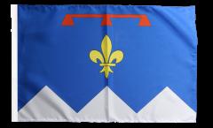 France Alpes-de-Haute-Provence Flag - 12 x 18 inch