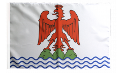 France Alpes-Maritimes Flag - 12 x 18 inch