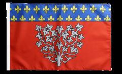 France Amiens Flag with sleeve