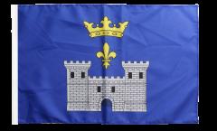France Angoulême Flag with sleeve
