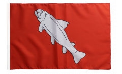France Annecy Flag with sleeve