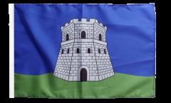 France Bastia Flag - 12 x 18 inch