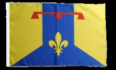 France Bouches-du-Rhône Flag - 12 x 18 inch