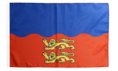 France Calvados Flag with sleeve