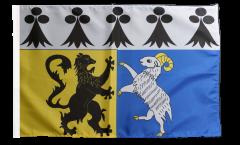 France Finistère Flag - 12 x 18 inch